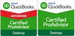 Quickbooks Certified ProAdvisor Xero Cerified Advisor